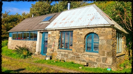 Waternish, Bothy by the Sea