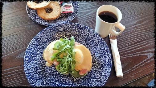 Frühstück im Wetherspoon, Oban