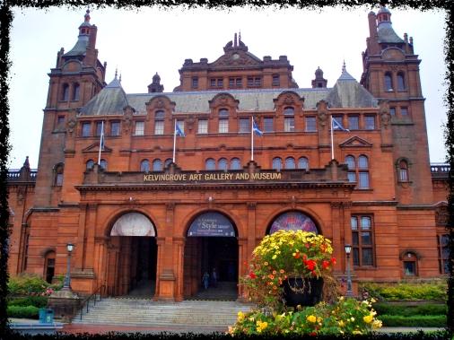 Glasgow, Kelvingrove Art Gallery & Museum