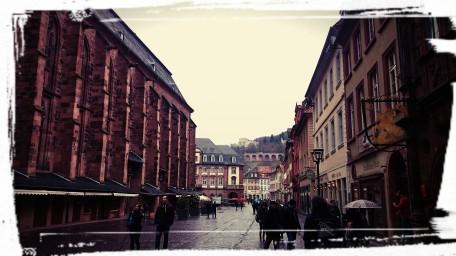 Hauptstraße, Heidelberg