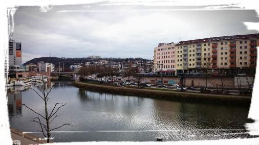 Nähe Luisenbrücke, Saarbrücken