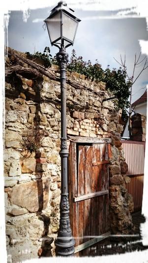 An der Stadtmauer II