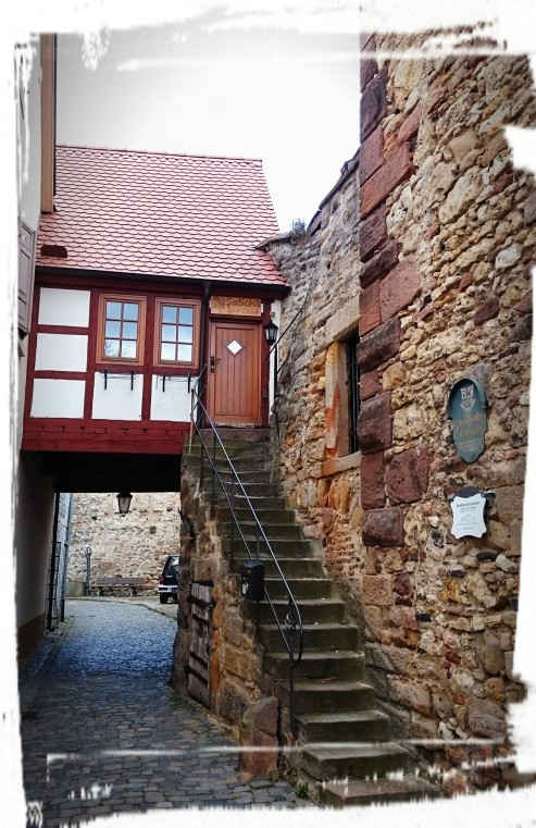 An der Stadtmauer, Freinsheim