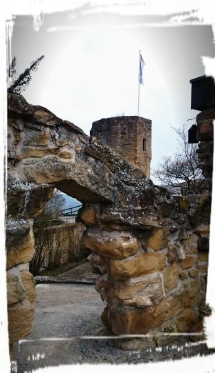 Burgruine Weibertreu II, Weinsberg
