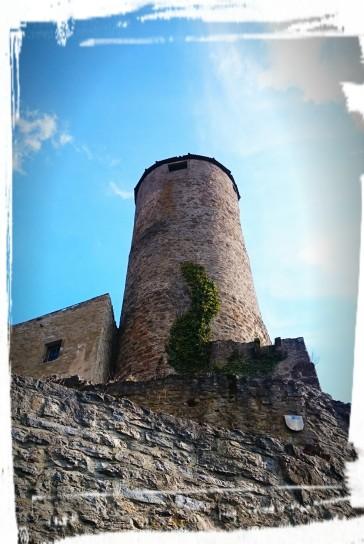 Treppenturm...