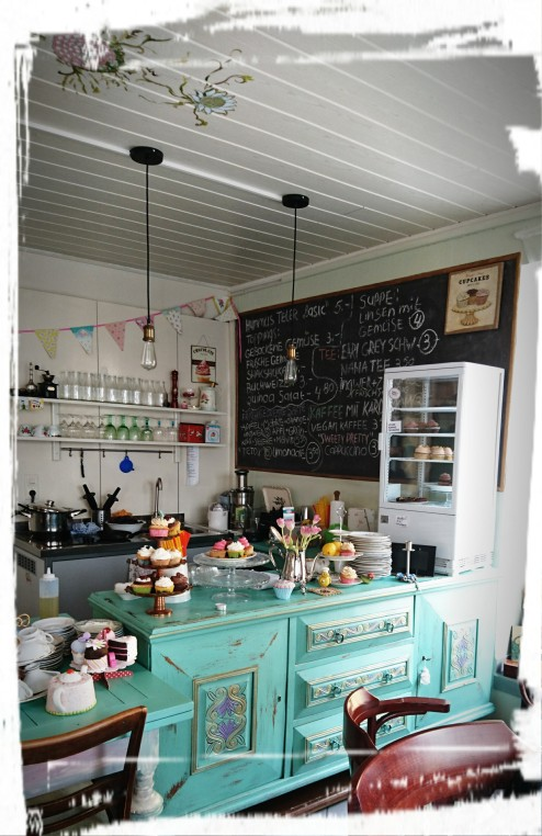 Die Bar im SweetPretty Café, Offenburg