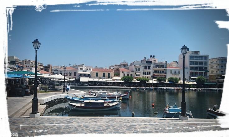 Süßwassersee Voulismeni, Agios Nikolaos, Kreta