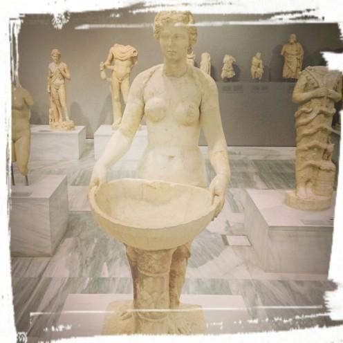 ...im Archäologischen Museum, Iraklion