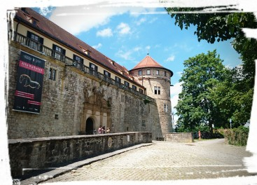Schloss Hohentübingen, Uni Tübingen