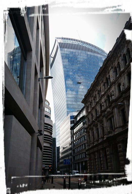 Fenchurch Street Tower, London