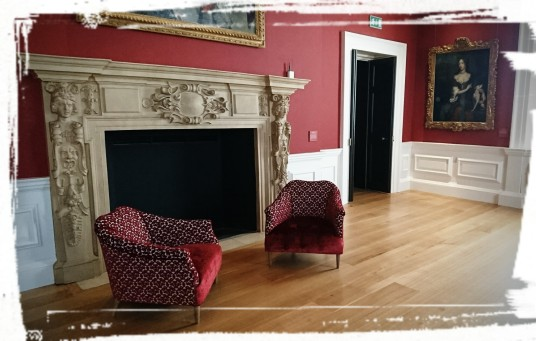 Im Queen's House, Greenwich