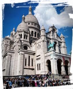 Sacré-Cœur de Montmartre, Paris