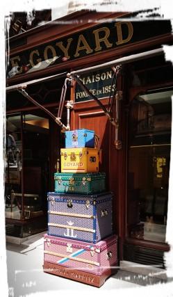 Shopper brauchen größere Koffer...