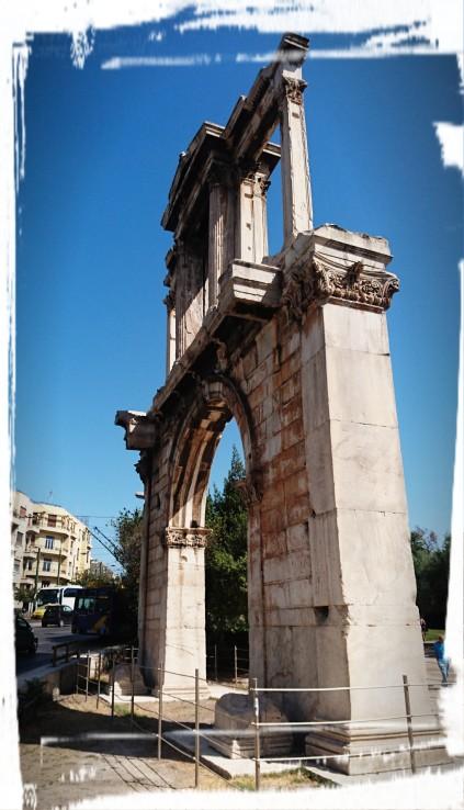 Hadrianstor Athen