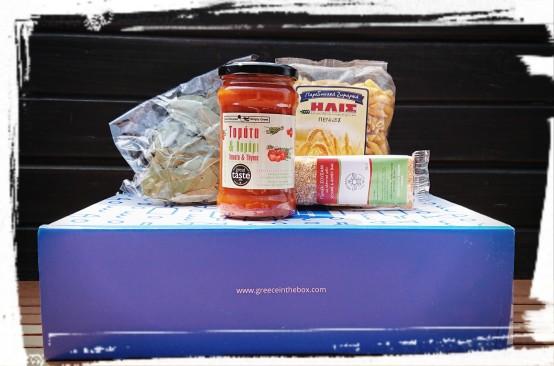 Lorbeer, Tomatensoße, Pasta, Sesamriegel