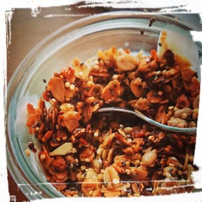Griechischer Joghurt & Granola