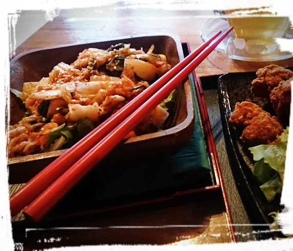 Kimchi, Min Ramen Bar